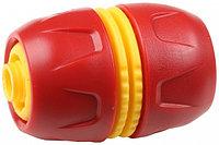 """Муфта GRINDA универсальная из ударопрочной пластмассы, шланг-шланг, 1/2""""-3/4"""""""