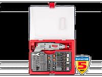 Гравер ЗУБР электрический с набором мини-насадок в кейсе, 176 предметов, фото 1