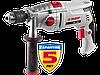 Дрель ЗУБР ударная,2скорост,мет корпус редуктора,патрон 13мм,реверс,d:сталь-16 мм/бетон-16 мм/дерево-35 мм,1100Вт,кейс