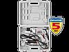 Дрель ЗУБР удар, реверс, мет корпус редуктора, патрон 13мм, реверс, 0-2800об/мин, 0-44800уд/мин, 850Вт,кейс