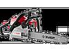 Пила ЗУБР цепная бензиновая, хромир цилиндр, праймер, 37 см3 (1,2 кВт), шина 35см, 12500об/мин