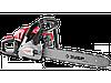 Пила ЗУБР цепная бензиновая, хромир цилиндр, праймер, 49 см3 (2,2 кВт), шина 45см, 12500об/мин, декомпрессионный клапан