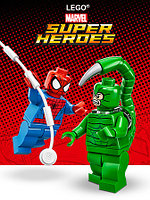 Lego Marvel Super Heroes (Лего Супер Герои Marvel)