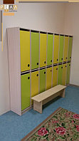 Шкаф для раздевалки в детский сад, фото 1