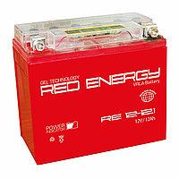 АККУМУЛЯТОР RED ENERGY RE 12-12.1 (151x71x130)