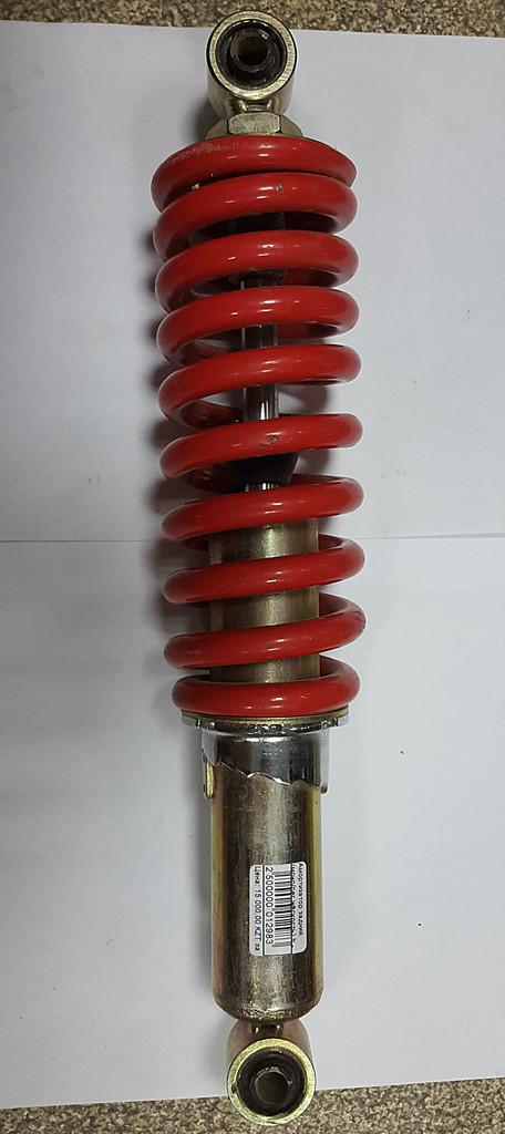 Амортизатор задний (моно/рег жёскость) h - 340 mm./ верх D-10mm./низ D-10mm.