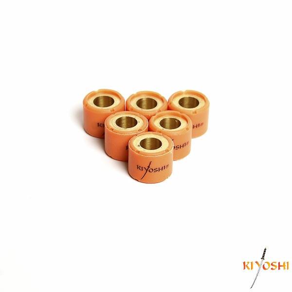 Грузики вариатора (6шт) 16*13 5,0гр. 139QMB, DIO KIYOSHI