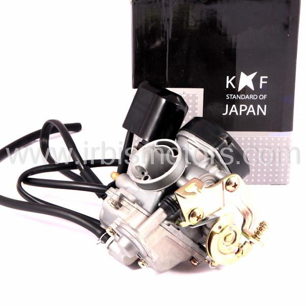 Карбюратор 4Т 139QMB (GY6-50) D19 (d=38mm); K&F