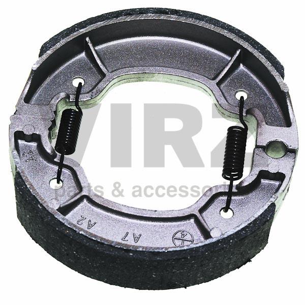 Колодки тормозные барабанные (125x28mm) NIRVANA, VR-1