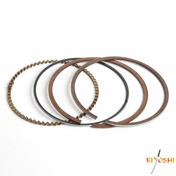 Кольца поршневые 4Т 157QMJ D57 KIYOSHI