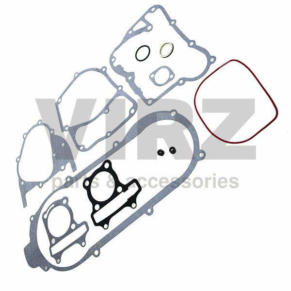 Прокладки двигателя комплект 4Т 157FMI (CB125) D56,5
