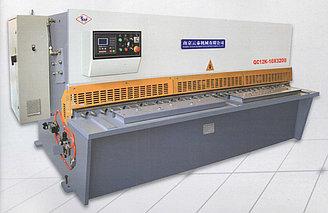 Гильотина QC12Y-16*2500 гидрав. (Yuntai)