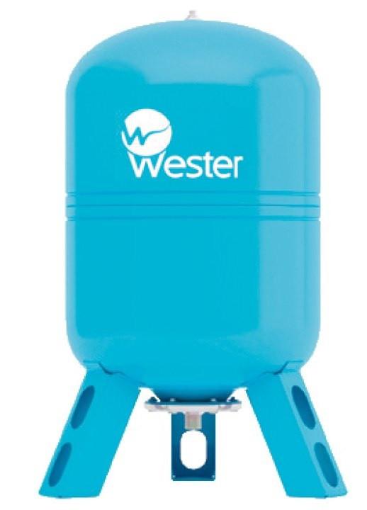 Расширительный мембранный бак для систем хозпитьевого водоснабжения со сменной мембрамой V=50 л WAV 50