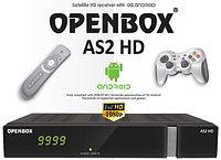 """Новое поступление """"Гибридная приставка с ОС Android"""" Openbox AS2"""
