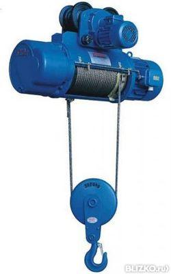 Таль электрическая CD 2 т/18 метров (380В)