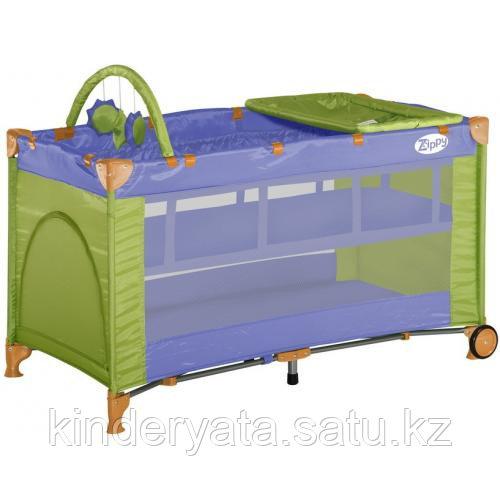 Кровать-манеж Bertoni Zippy 2 Plus
