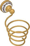 Держатель фена Fixsen FX-78519G BOGEMA GOLD