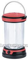 Фонарик кемпинговый светодиодный 4 режима свечения ABS+PS пластик 6 Led 3хАА Stern 90541 (002)