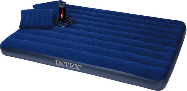 надувной матрас, надувная кровать