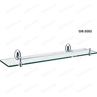 Полка стеклянная 52 см FIXSEN Briz GR-3003