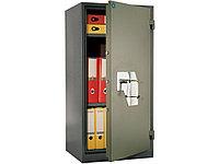 Шкаф металлический для документов сейфого типа VALBERG BM-1260KL