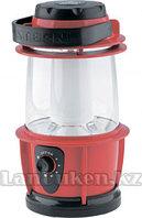 Фонарик кемпинговый светодиодный с регулятором яркости пластиковый корпус 12 Led Stern 90540 (002)