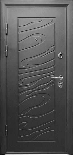 Дверь стальная металлическая входная Джаз