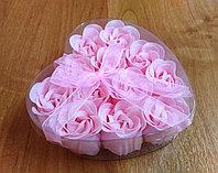 "Мыло ""Лепестки роз"" розовое, фото 1"