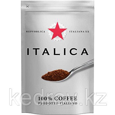 """""""ITALICA"""" кофе гранулированный, 180гр дой-пак."""