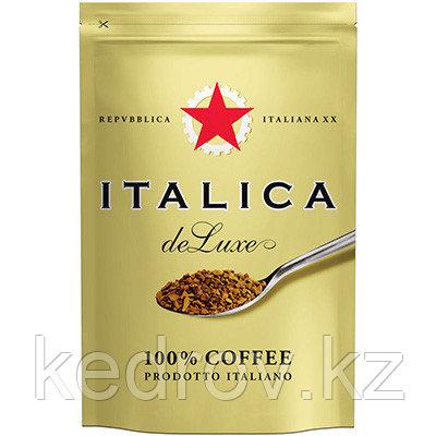 """""""ITALIKA de Lux"""" кофе сублимированный, 200 гр дой-пак."""