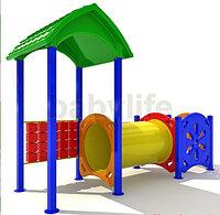 Детский уличный игровой комплекс  «Дворик1»,, фото 1