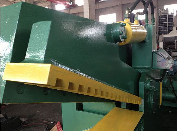Аллигаторные ножницы Q43-3150 (TFKJ)