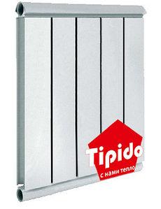 Алюминиевые радиаторы Tipido