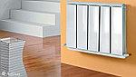 Алюминиевый радиатор Tipido 400/1, фото 2