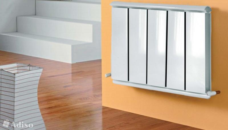 Алюминиевый радиатор Tipido 600/1 - фото 2