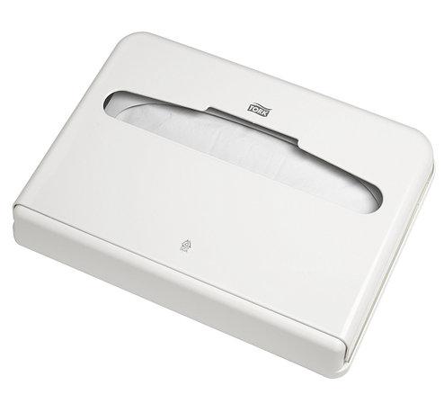 Tork диспенсер для бумажных покрытий на унитаз 344080, фото 2