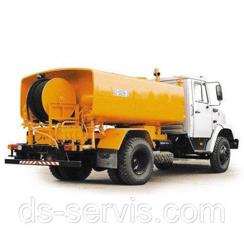 Вал карданный от КПП к РК КО-502Б.02.06.000