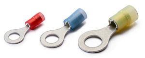 Виброустойчивые кольцевые изолированные наконечники с нейлоновой манжетой ВНКИ 1.5–5 ™КВТ