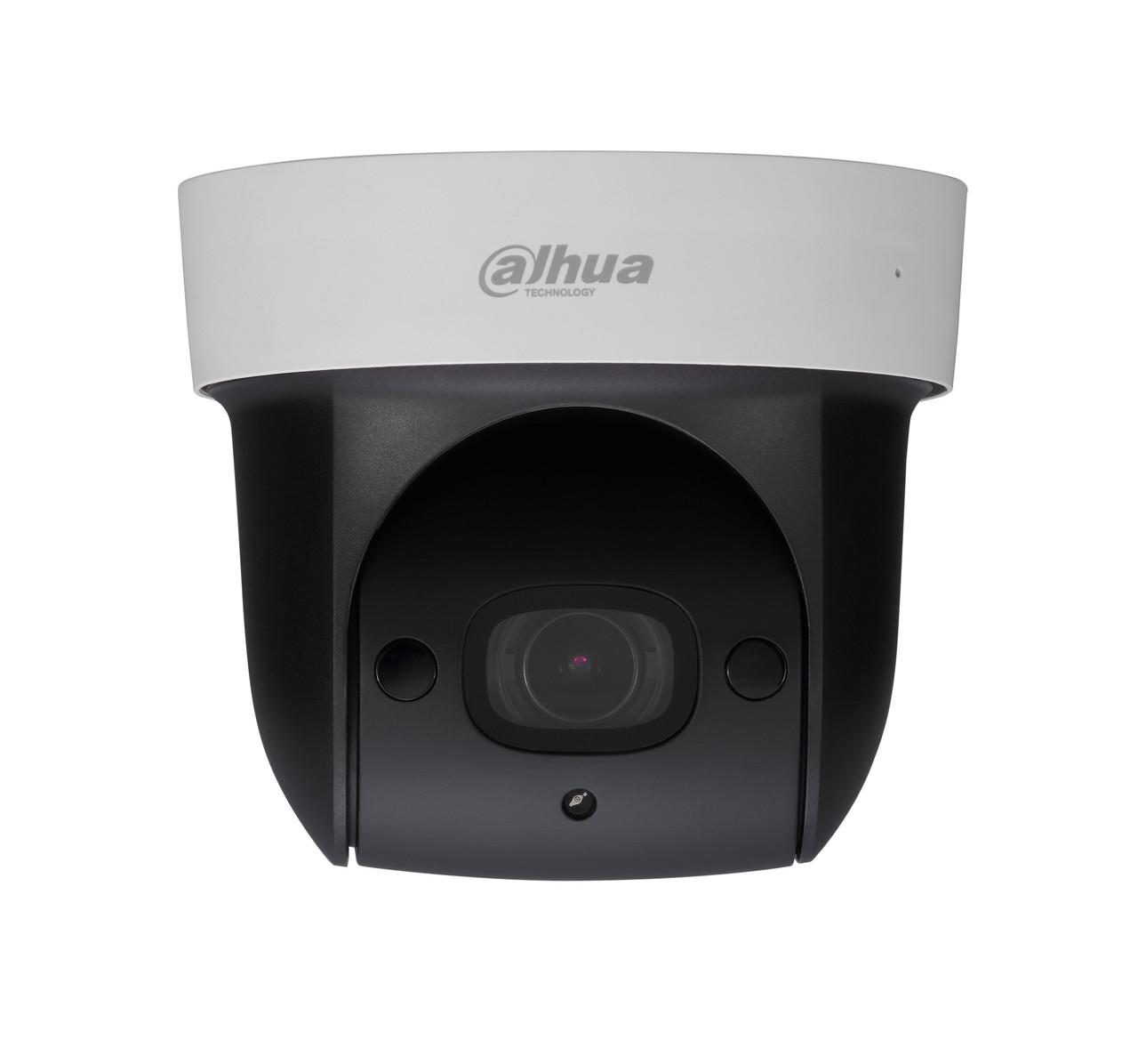 IP камера mini PTZ Dahua SD29204T-GN поворотная с ИК