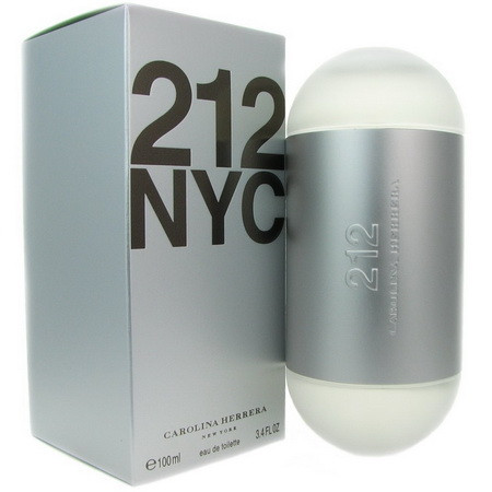 Carolina Herrera 212 edt 60ml