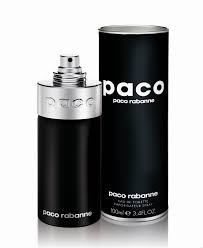 Paco Rabanne Paco black edt 100ml
