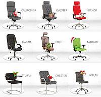 """Расширение ассортимента офисных кресел, стульев, мягкой мебели фабрики """"NOWY STYL"""", Украина"""