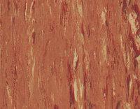 Гомогенный линолеум Mipolam Troplan Apricot