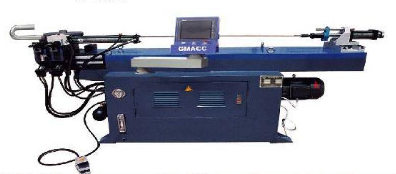 Трубогибочный станок с дорном GM-SB-76NCB гидрав. (GM)