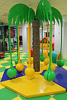 Карусель Кокосовая пальма механическая, фото 1