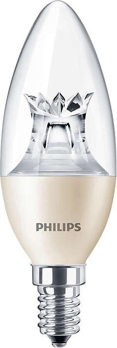 Светодиодная лампа Philips MAS LED candle 2700k 6W