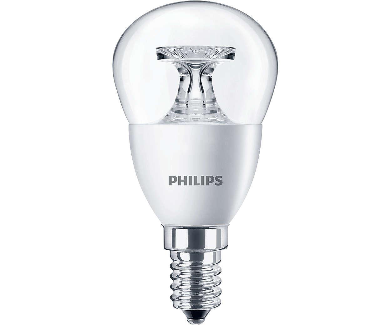 Светодиодная лампа Philips LED 2700k 4W