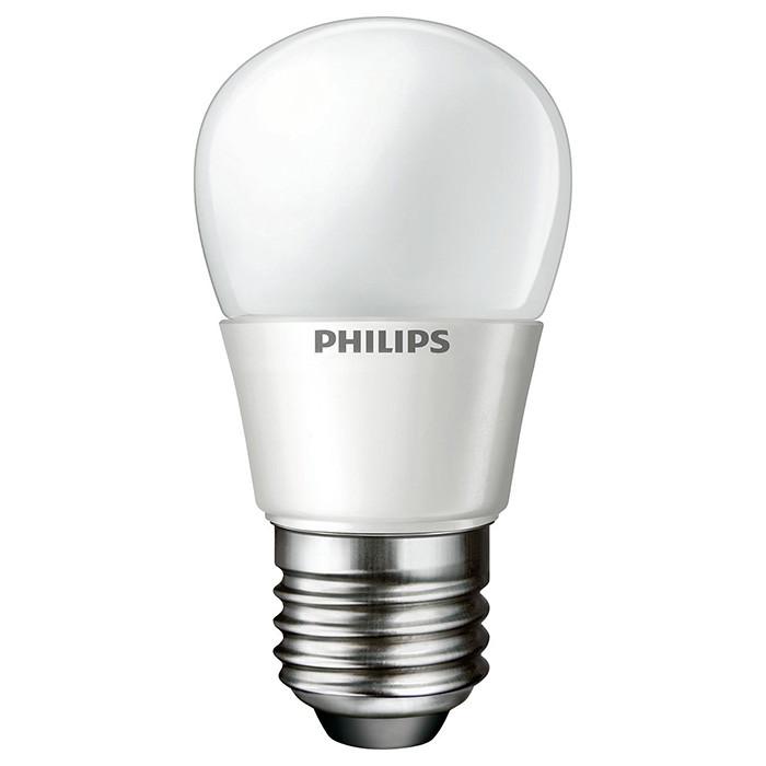 Лампа светодиодная Philips LEDBulb 4W 3000K
