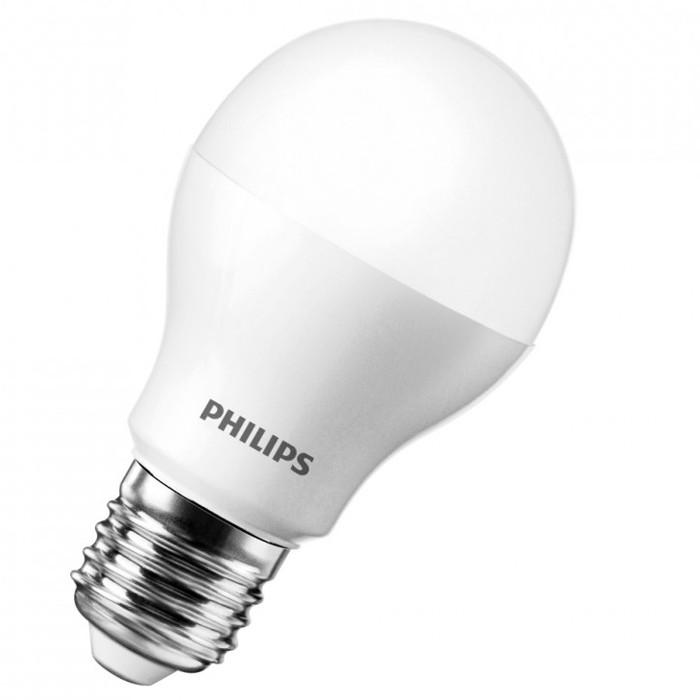 Лампа светодиодная Philips LEDBulb 7W 6500K