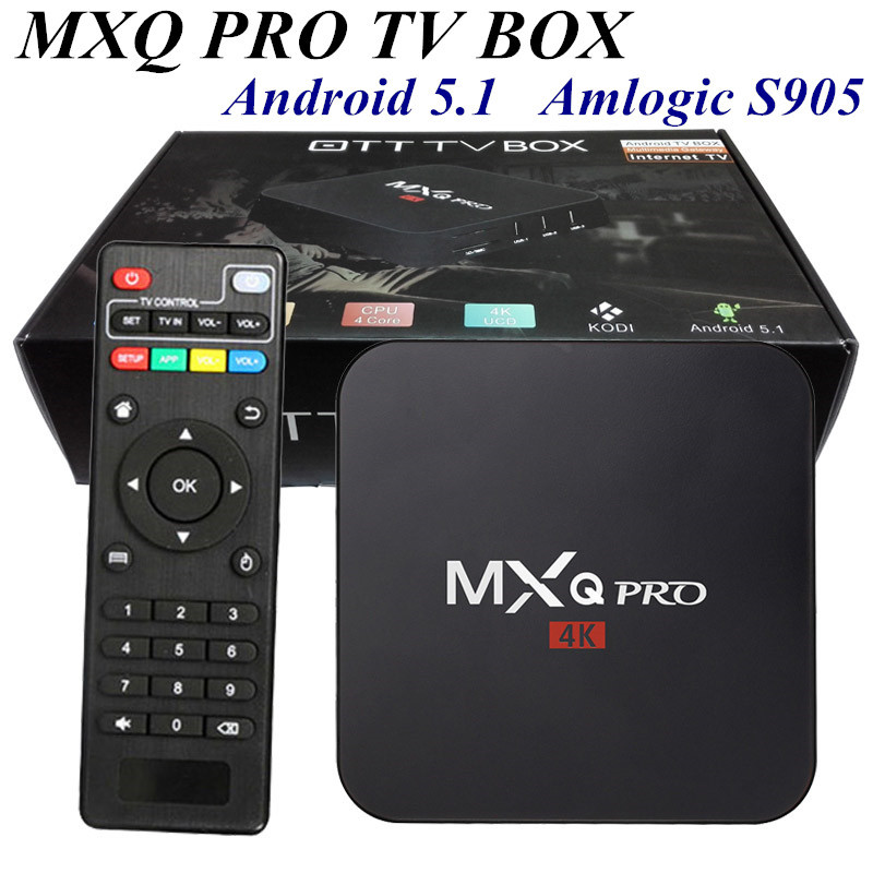 OTT TV BOX 4k ULTRA HD приставка - фото 1